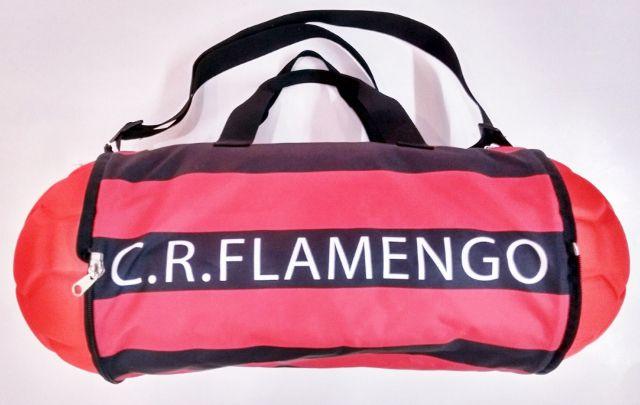 Bolsa Bola Flamengo  Grande Alça Tiracolo