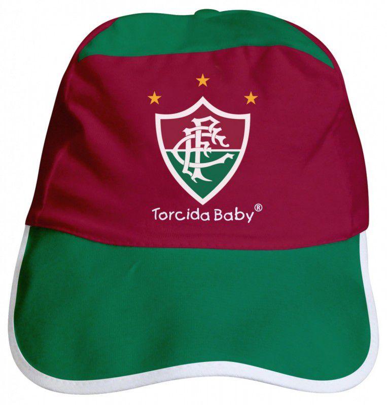 Boné Fluminense Torcida Baby