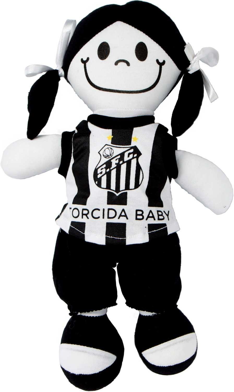 Boneca Santos Torcida Baby