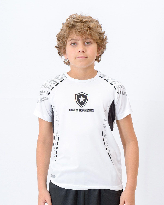Camisa Botafogo Orion Raglan Infantil