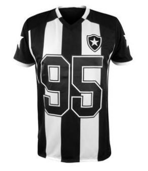 Camisa Braziline Botafogo Vector 95