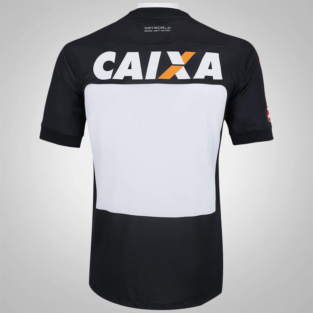 Camisa Atlético Mineiro I 2016 Dry World Masculina
