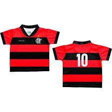 Camisa Flamengo 1 Torcida Baby