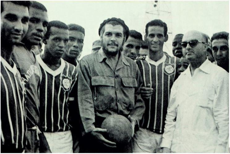 Camisa Madureira Che Guevara – Jogador – Comemorativa dos 50 anos do Torneio em Cuba