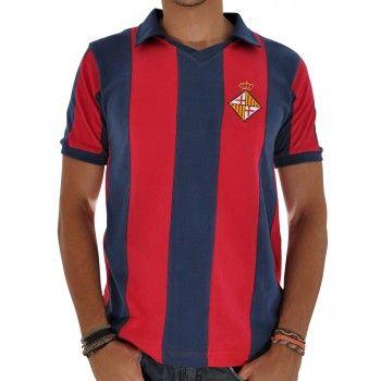 Camisa Retrô Barcelona 1982