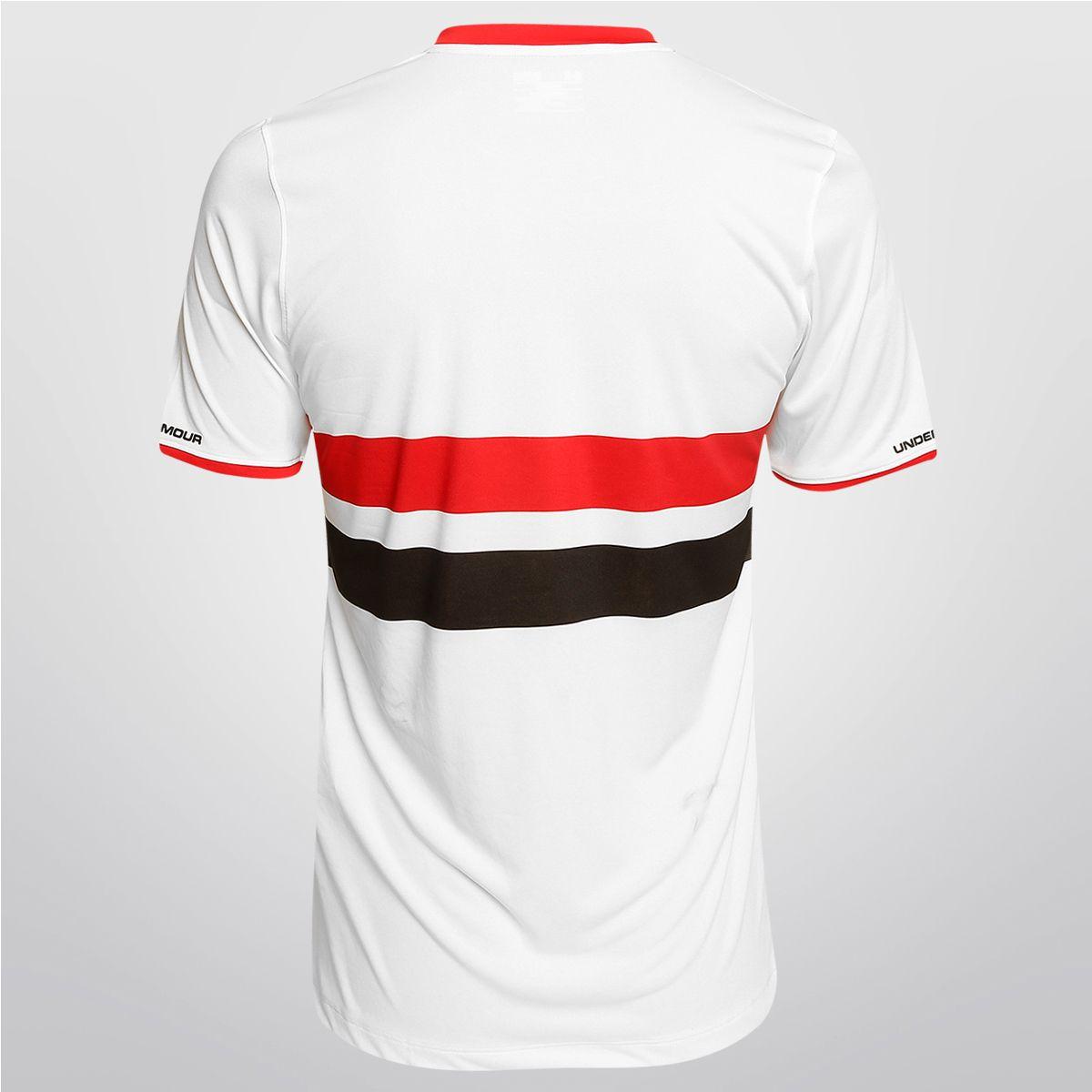 Camisa Under Armour São Paulo I 2015 S/Nº