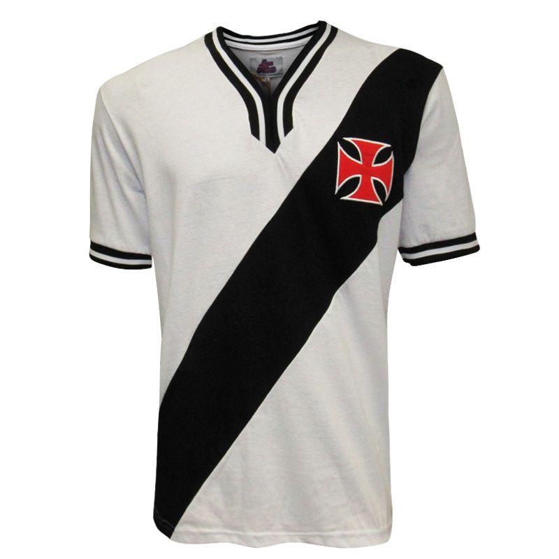 Camisa Vasco da Gama 1974 Liga Retrô Masculina e Infantil