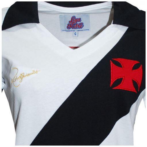 Camisa Vasco Retrô 1971 Feminina