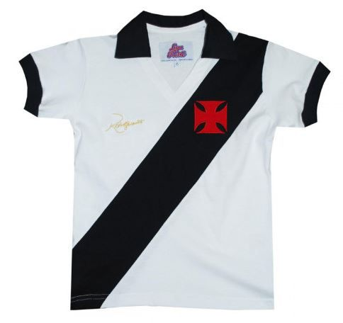 Camisa Vasco Retrô 1971 Infantil