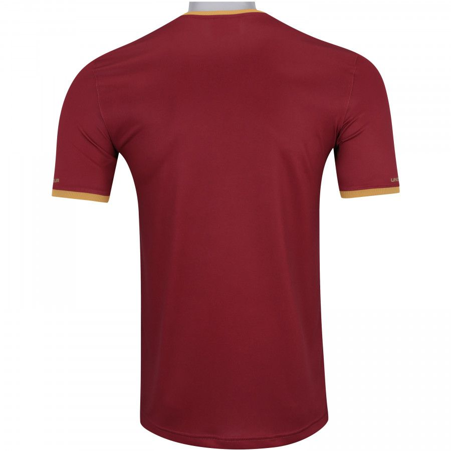 Camiseta Fluminense 3 2017 Under ArmourInfantil Grená