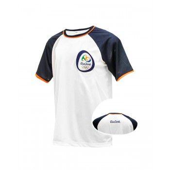 Camiseta Infantil Atmosfera Rio 2016