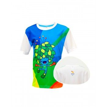 Camiseta Infantil Tom Rio 2016