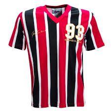 Camisa Tele Santana  Tricolor 93