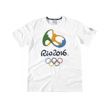 Camiseta União Olimpíadas Rio 2016 Estampada Adulto e Infantil