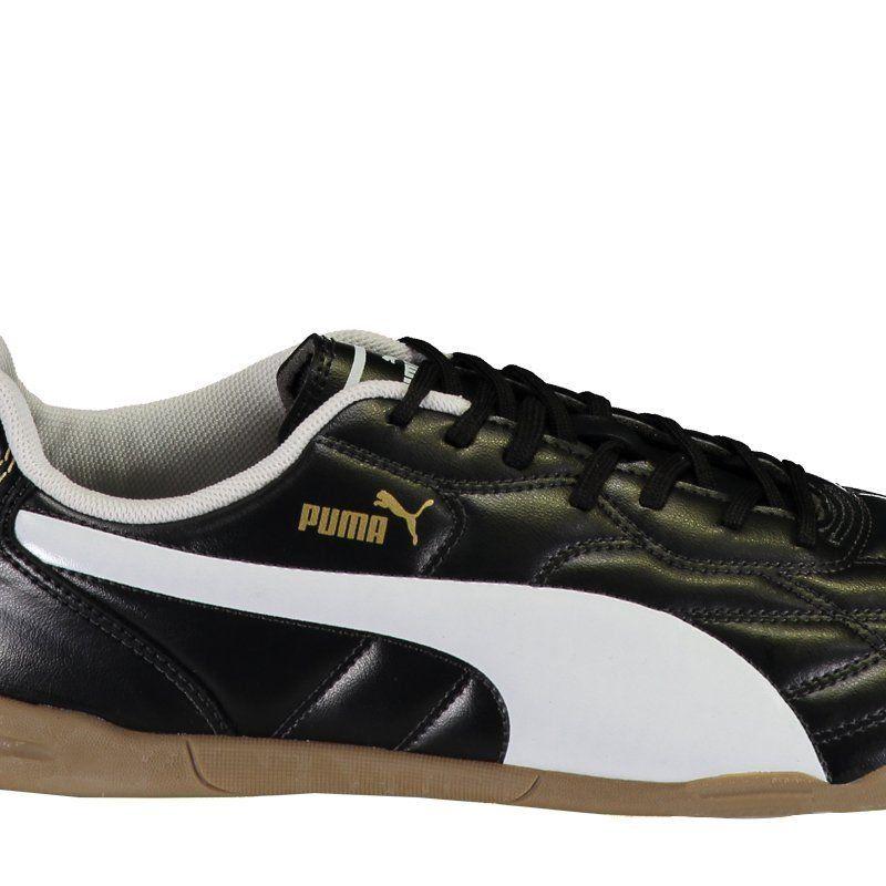 Chuteira Puma Classico IT Jr BDP Preta futsal