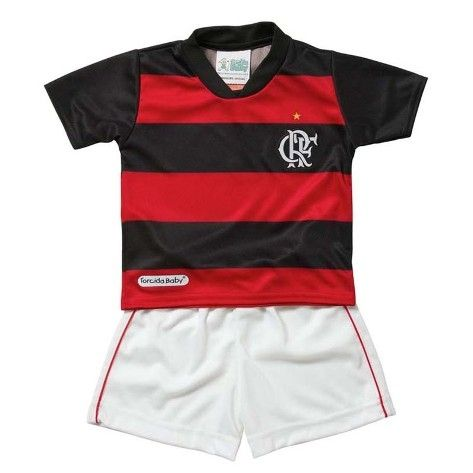 b7e966f64a Kit Infantil Torcida Baby Flamengo