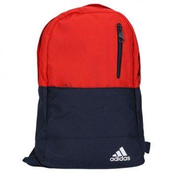 Mochila Adidas Versatile Vermelha e Azul