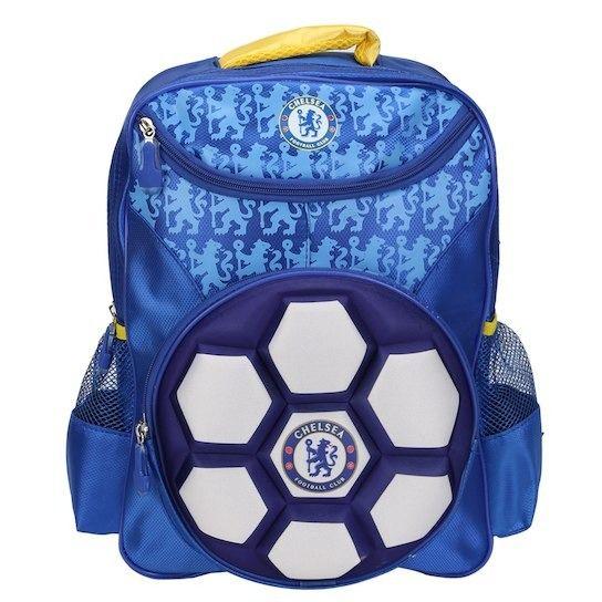 Mochila Chelsea Escudo Bola 3D