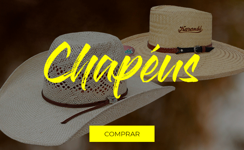 As melhores marcas de Chapéus!