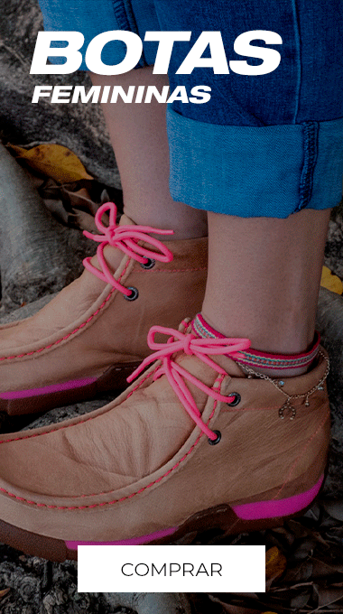 as melhores marcas de botas country!
