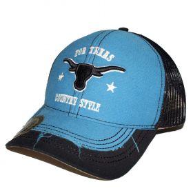 Boné Royal Com Tela For Texas
