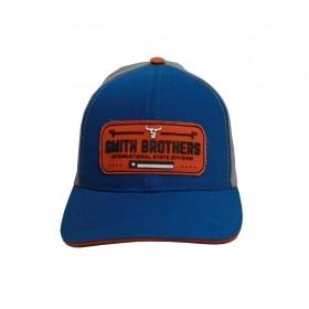 Boné Smith Brothers Masculino Azul