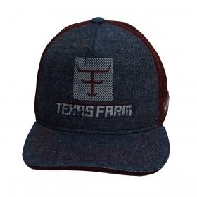 Boné Texas Farm Masculino Jeans