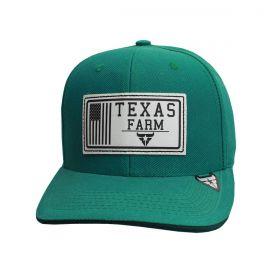 Boné Texas Farm Verde