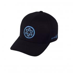 Boné Tuff Preto Logo Azul