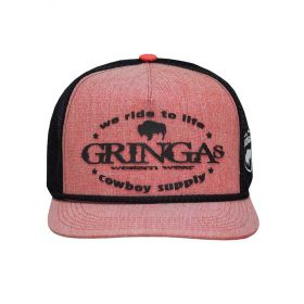 Boné Western Bill O Vermelho Gringa's