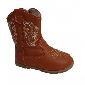 Bota Baby Big Bull Country Caramelo