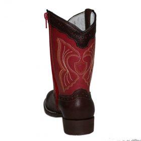 Bota Vimar Boots Infantil Floater Brown Goiaba