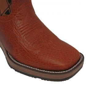 Bota Vimar Boots Masculina Caramelo Solado Jump