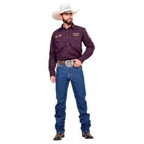 Calça Bill Way Masculina Premium Costura
