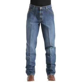 Calça Cinch Masculina Carpenter Blue Label