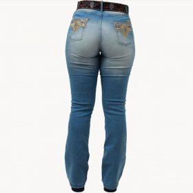 Calça Feminina Delavê Flare Bill Way