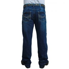 Calça Indian Farm Masculina Black Blue
