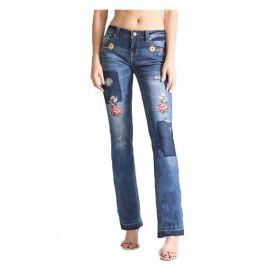 Calça Jeans Feminina Mika Bootcut Grace