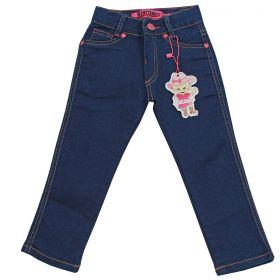 Calça Kenttana Jeans Baby Amaciada Rosa