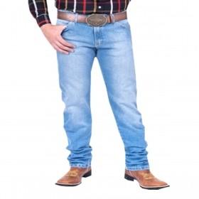 Calça Masculina Plus Size Wrangler Nascional Delave