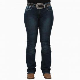 Calça Wrangler Feminina Jeans Importada 90663e5535a