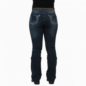 Calça Wrangler Feminina Jeans Importada bdefbee65d1