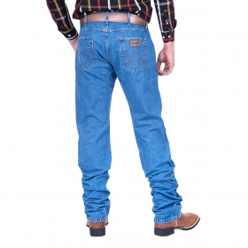 Calça Wrangler Masculina 01MWXGK Competition Relaxed Fit