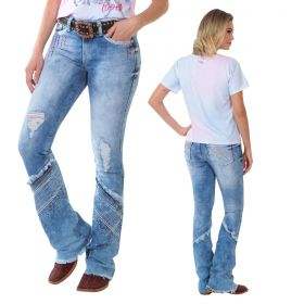 Calça Zenz Western Jeans Botsuana
