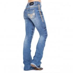 Calça Zenz Western Jeans Navy