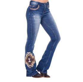 Calça Zenz Western Jeans Ranch