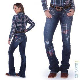 Calça Zenz Western Oklahoma Jeans