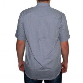 Camisa Masculina Tomahawk Xadrez Azul