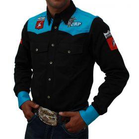 Camisa Os Vaqueiros CRP Preta