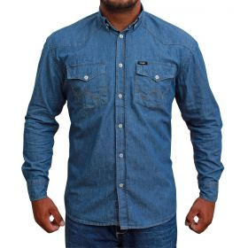 Camisa Wrangler Masculina Jeans